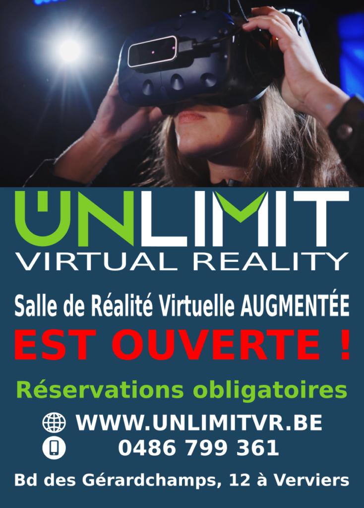 Unlimit Virtual Reality